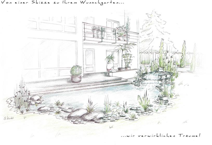 Gestaltung Garten Sichtschutzwaende ~ Raum Haus Mit Interessanten ... Gestaltung Garten Sichtschutzwaende